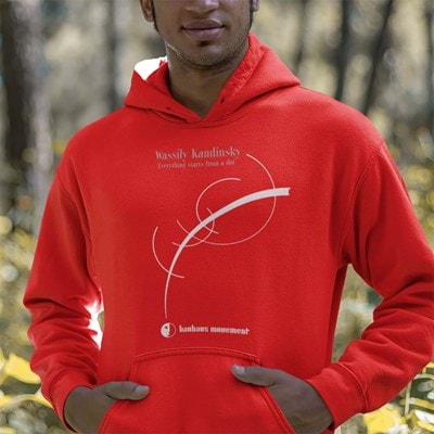 Picture of Free Curve Hoodie