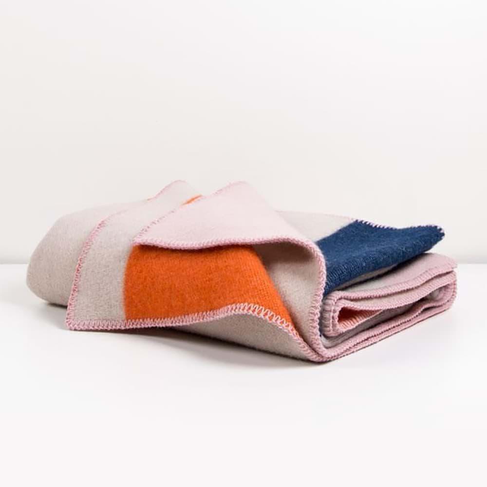 Bauhaused 2 Wool Blanket Bauhaus Movement Design Shop