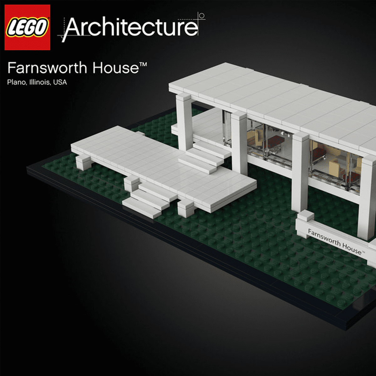 Celebrating Bauhaus Movement Shop Farnsworth House By Mies Van Der Rohe