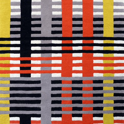 Picture of Anni Albers Bauhaus Rug