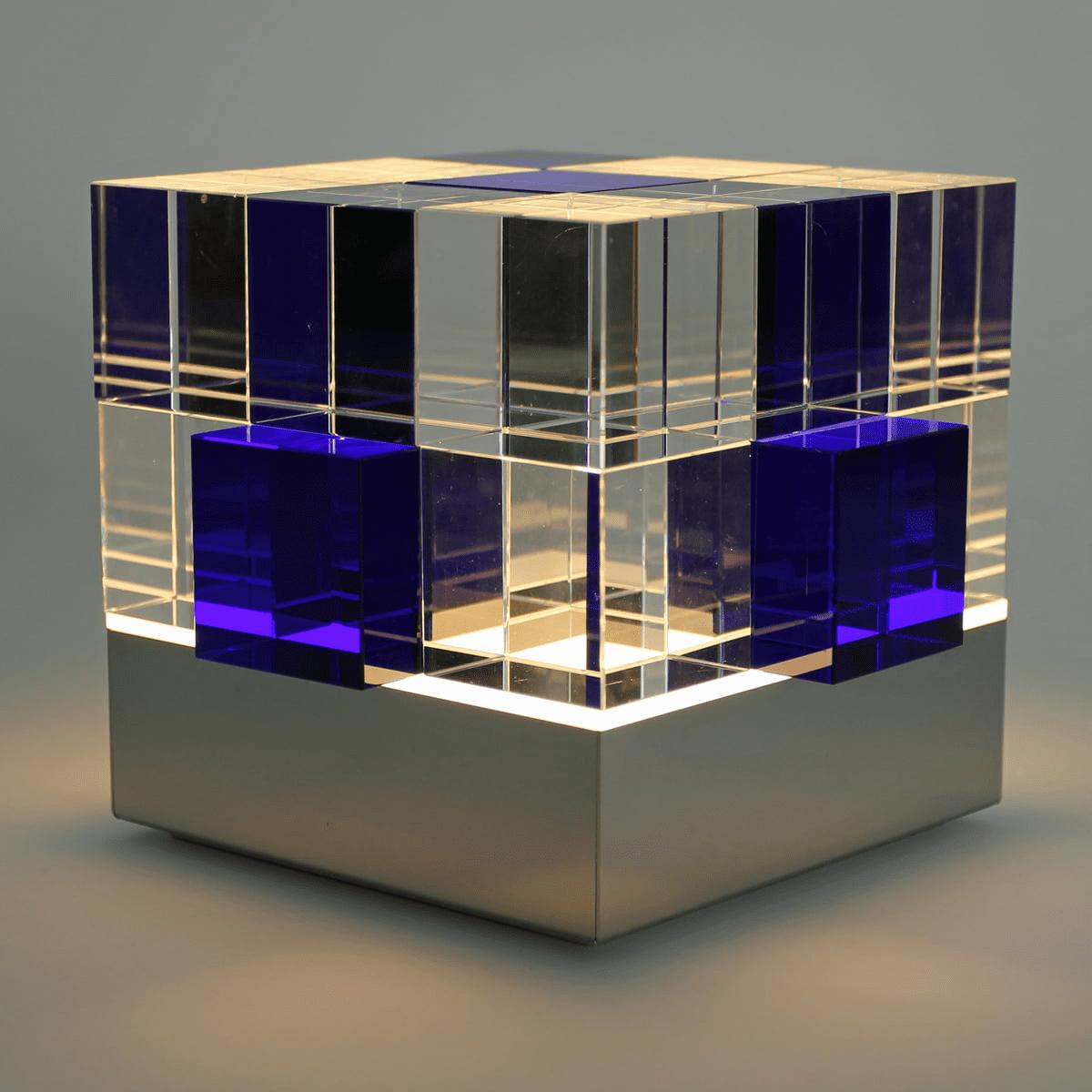 Light Object Cubelight Bauhaus Shop Masters Design