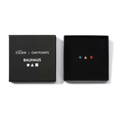 Picture of Earrings Bauhaus - Mix of three