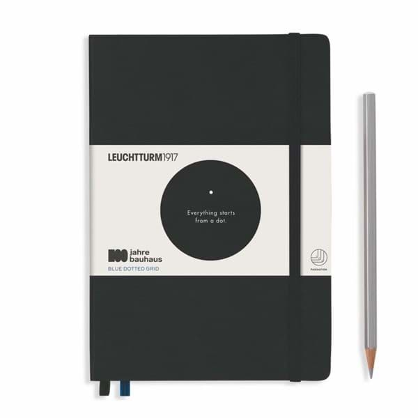 Picture of Notebook Bauhaus Leuchtturm