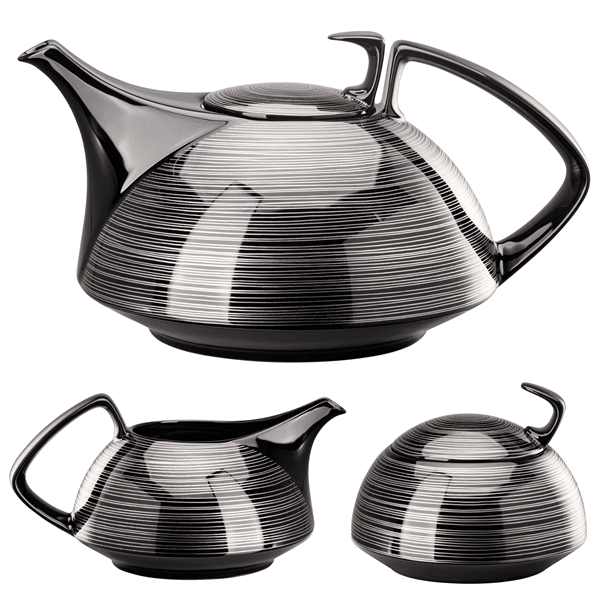 Picture of TAC Stripes Tea set