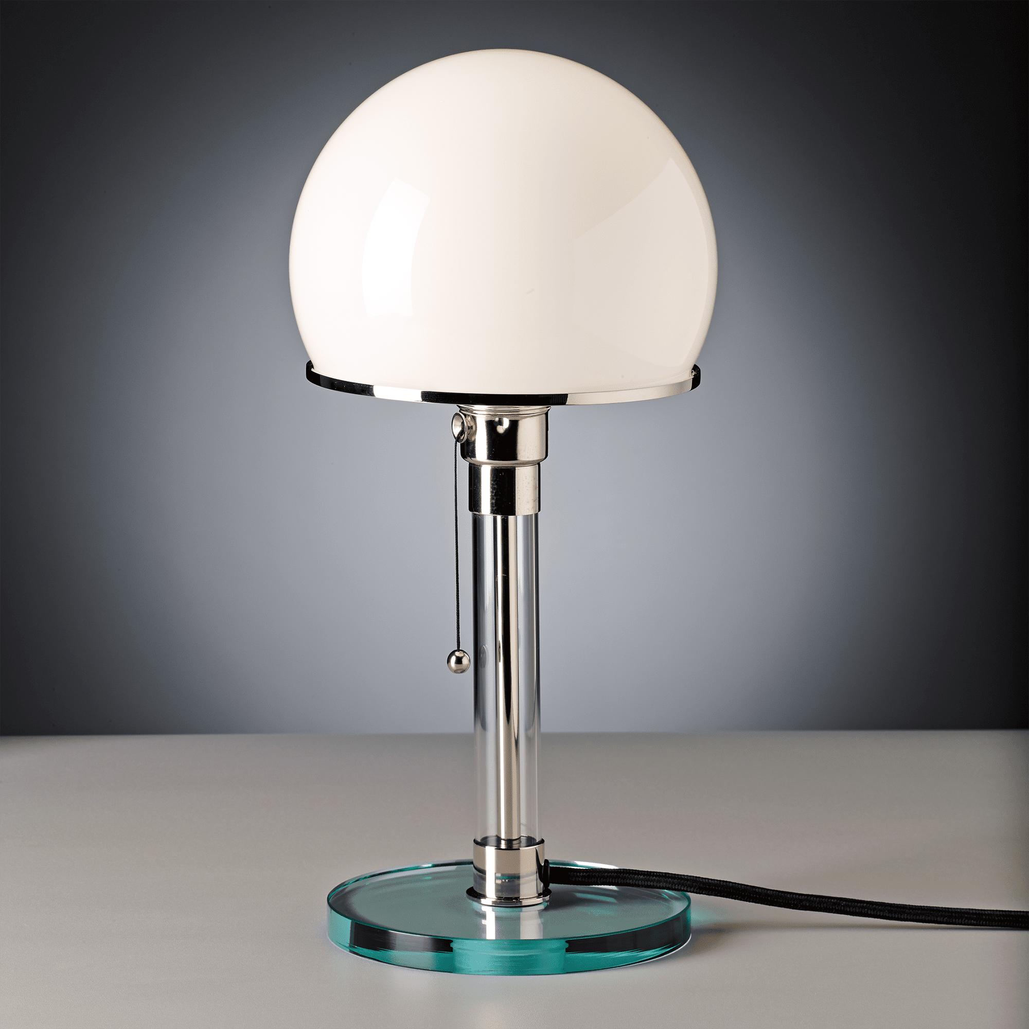 Table Lamp 24 Wilhelm Wagenfeld Wg qzGVUpMS