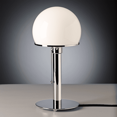 Picture of Wilhelm Wagenfeld table lamp WA 24