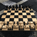 Picture of Bauhaus Chess figures
