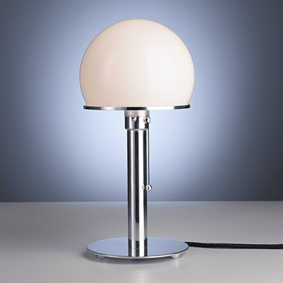 Picture of Wagenfeld table lamp WA 24 - Special Edition