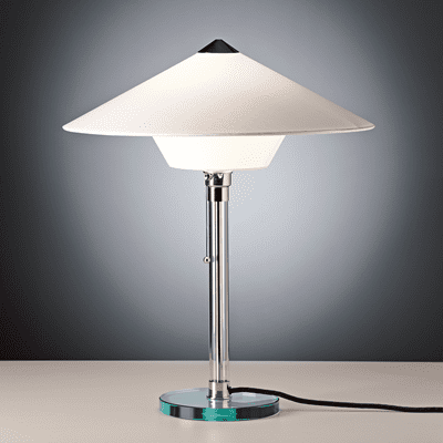 Picture of Wagenfeld Table Lamp WG 28