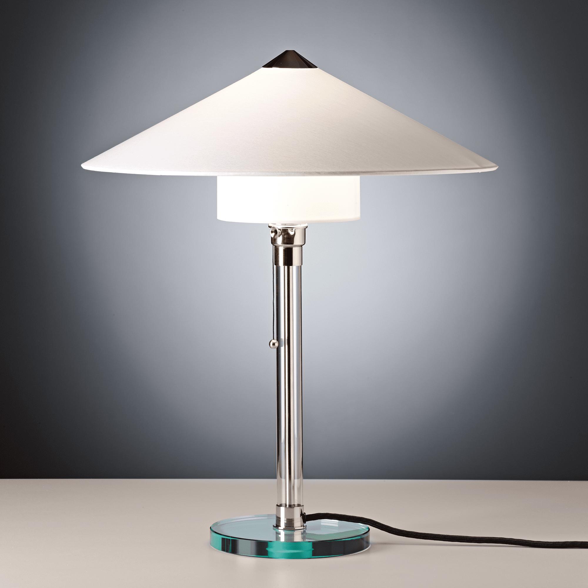 Wagenfeld Table Lamp WG 27. Bauhaus