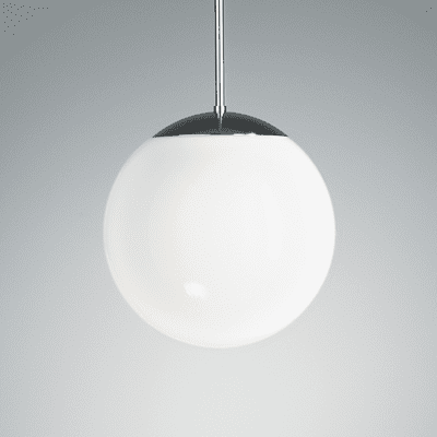 Picture of Pendant Lamp with Opaque Globe HL 99