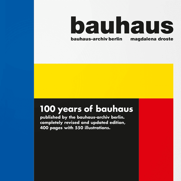 Picture of 100 years of bauhaus