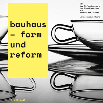Picture of bauhaus - form and reform