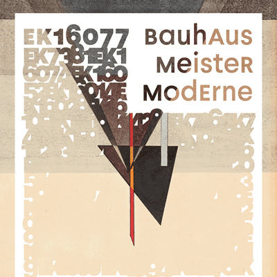 Picture of Bauhaus Master Modernism