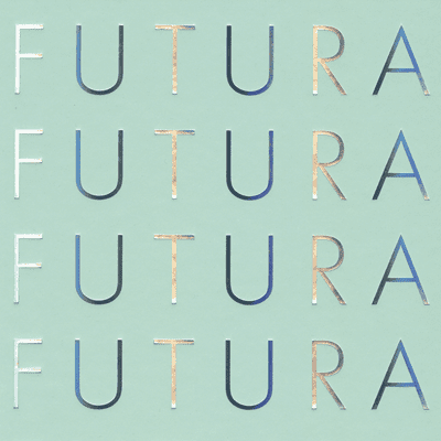 Picture of Futura. The Typeface