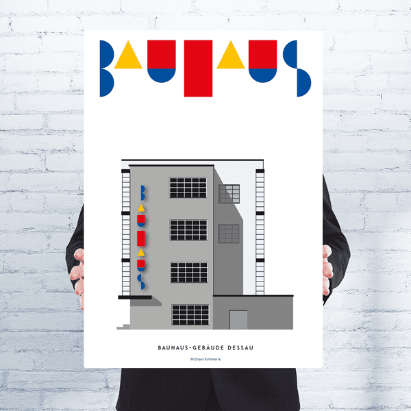 Picture of Bauhaus Building