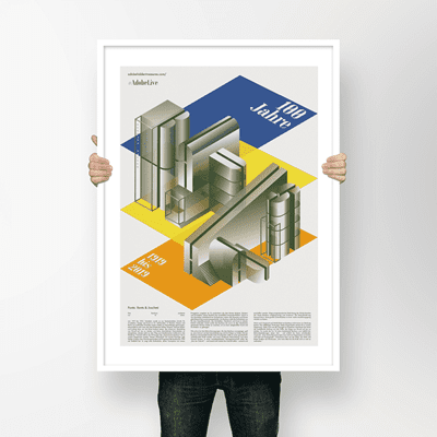 Picture of Bauhaus 100 Typography