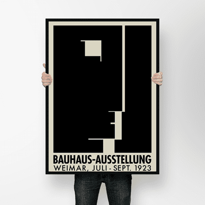 Picture of Bauhaus Exhibition 1923