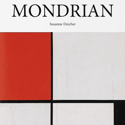 Picture of Mondrian Art