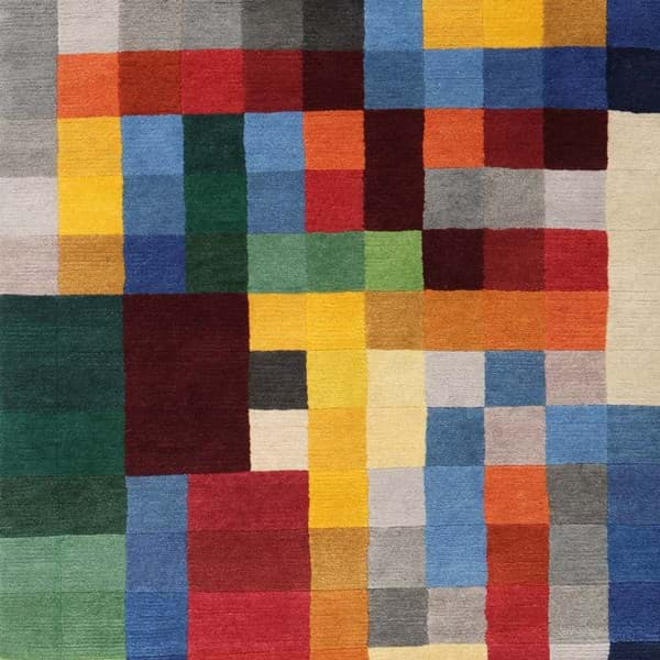 Picture of Bauhaus Rug No. 1 Gertrud Arndt