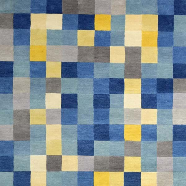 Picture of Bauhaus Rug No. 2 Gertrud Arndt