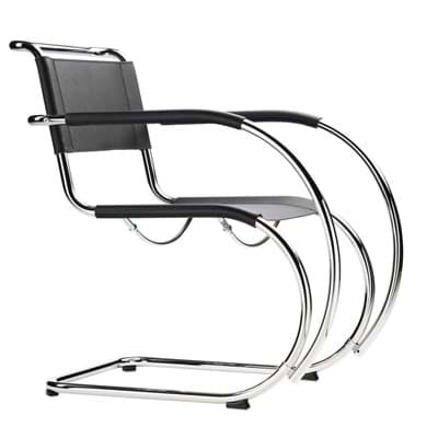 Picture of Cantilever Chair S 533 LF - Mies van der Rohe - 1927