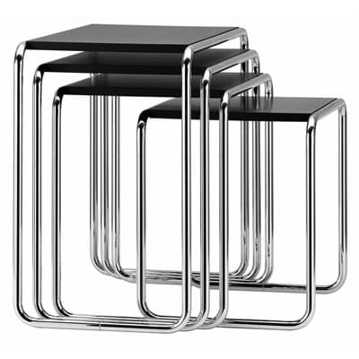 Picture of Side Tables B 9 - Marcel Breuer - 1925