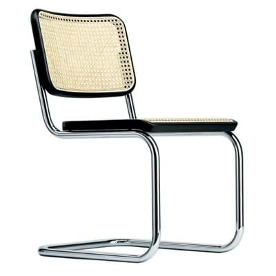 Picture of S 32 V Cantilever Chair - Marcel Breuer