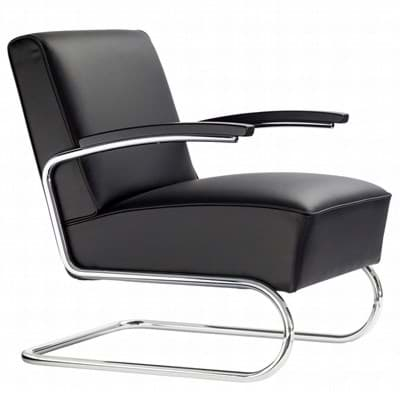 Picture of Cantilever Armchair S 411