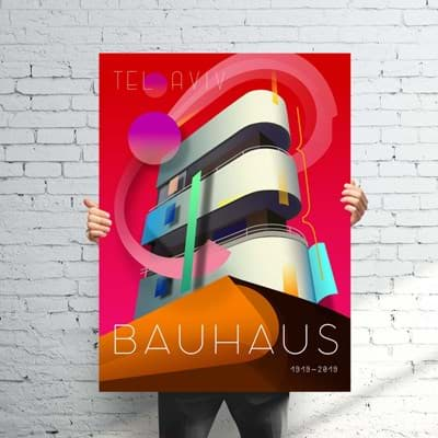 Picture of Bauhaus Tel Aviv