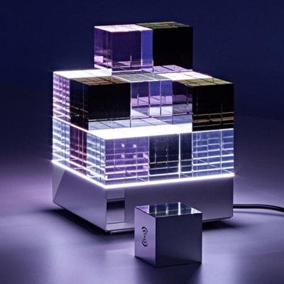 Light Object Cubelight Bauhaus Movement