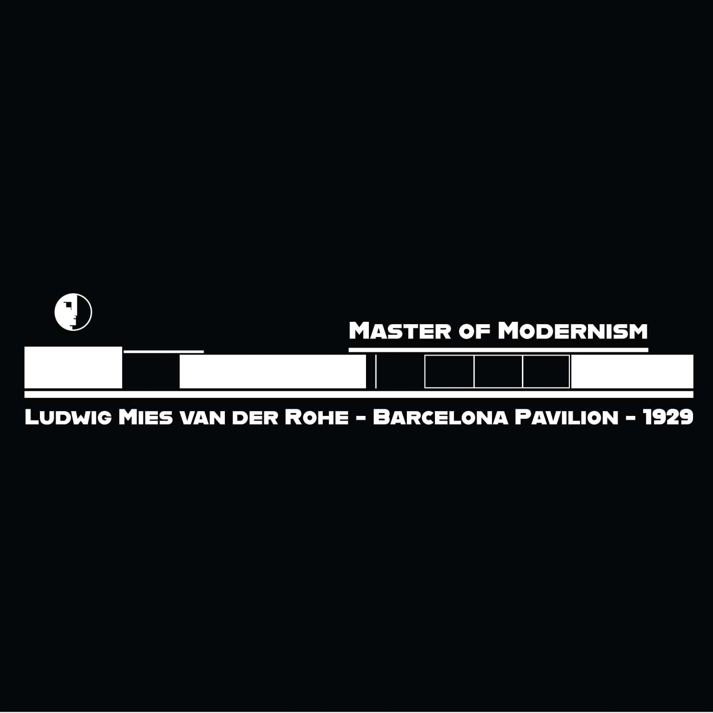 Mies Van Der Rohe Design Philosophy.Bauhaus Movement Shop For Timeless Design Bauhaus Masters Art