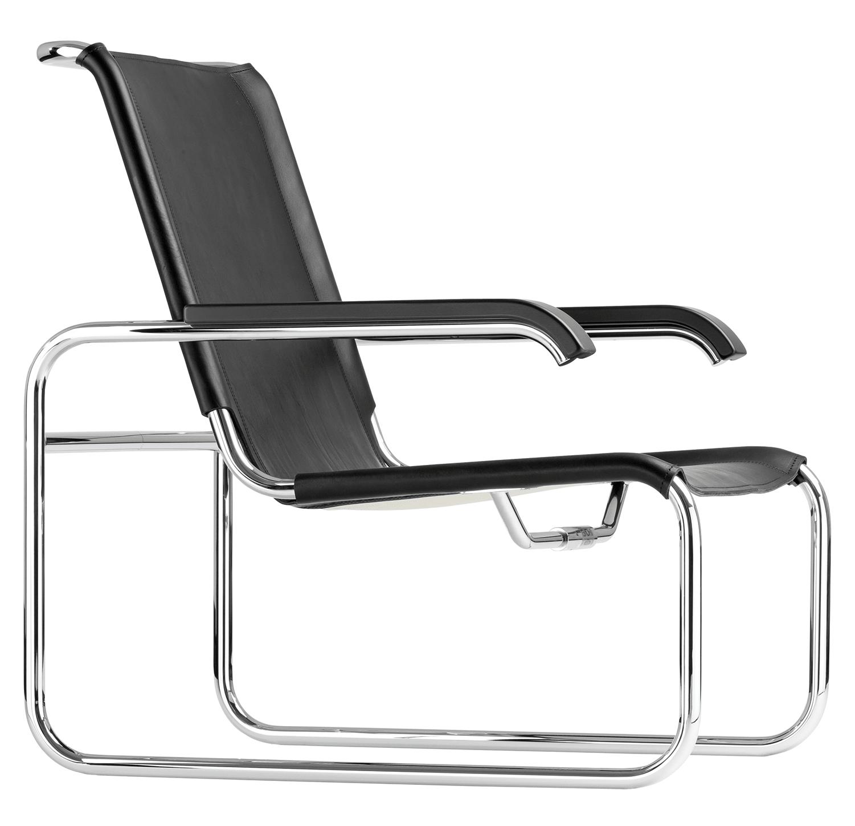 Armchair S 35 L Marcel Breuer 1929 Bauhaus Movement