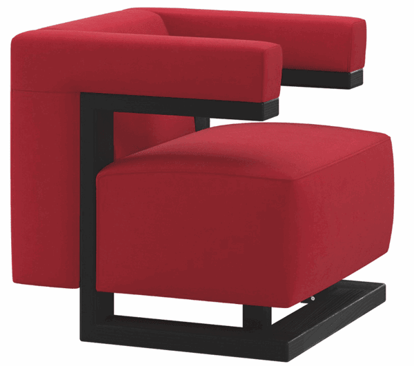 Picture of F51 Armchair Walter Gropius