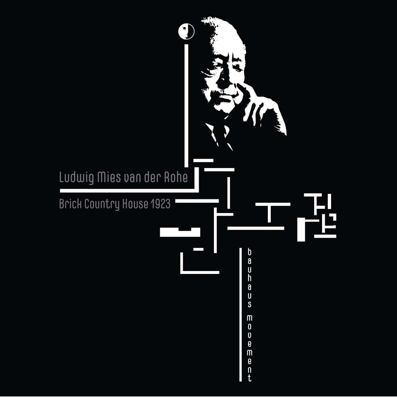 Mies Van Der Rohe Design Philosophy.Bauhaus Marketplace Timeless Design Bauhaus Masters Art