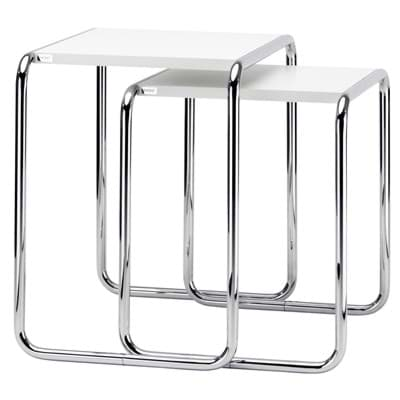 Picture of Side Tables Set B 9 A+B Marcel Breuer