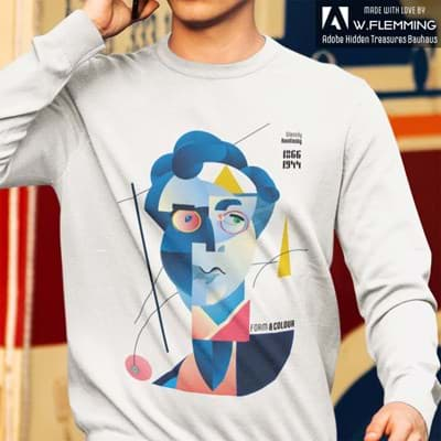 Picture of Wassily Kandinsky Sweater