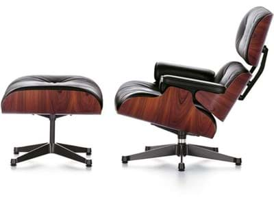 Picture of Eames Lounge Chair & Ottoman