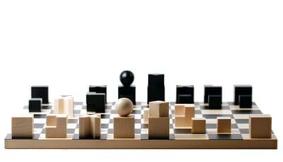Picture of Bauhaus Chess